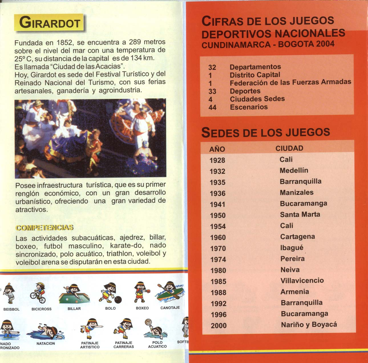 Coldeportes Nacional
